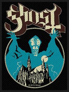 Ghost-Opus-Eponymous-Patch-Aufnaeher-gewebt-SP2624-Ghost-Aufnaeher