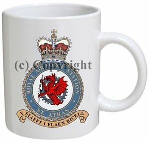 ROYAL AIR FORCE ST MAWGAN  BEER STEIN