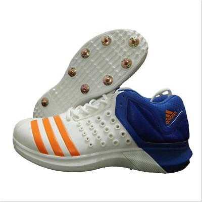 Adidas Adipower VectorMid Steel Spike Cricket Shoes+AU Stock +Free Ship & Extras | eBay