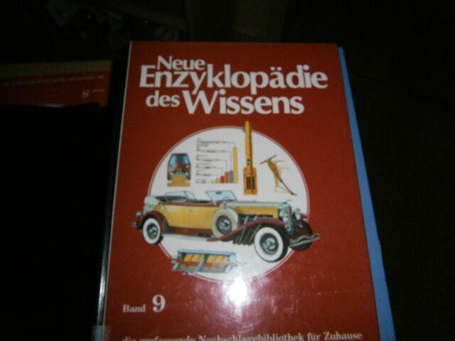 Buch: Neue Enzyklopädie des Wissens Band 9 - Nachschlagewerk