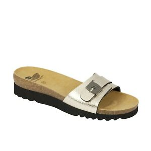 Ginni Scholl Sandals Diverse Platinum misure aACqw0Ax