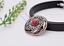 10X-Bohemian-3D-Flower-Turquoise-Conchos-For-Leather-Craft-Keychian-Wallet-Decor miniatuur 24