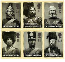 GB POSTCARDS PHQ CARDS MINT FULL SET 2004 CRIMEAN WAR PACK 269