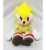 Supersonic Sonic The Hedgehog Plush Backpack Bag Doll Licensed By Sega
