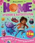 Home: Sticker and Activity Fun by Bonnier Books Ltd (Paperback, 2015)