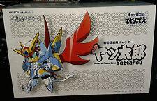 Fewture Action Toys ES-Gokin Series ES-PC01 Alloy Samurai Pizza Cats Yattarou