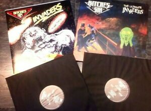 Bitches-Sin-The-Ultimate-Invaders-2xLP-New-NWOBHM