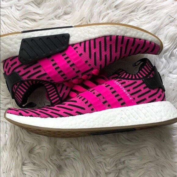 Uomini nmd_r2 primeknit primeknit nmd_r2 scarpe adidas d2c9ca