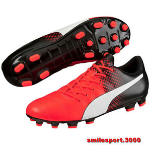 Scarpe Evo Calcio Power Puma Ag Evopower 003 Tricks 103586 4 Red 3 p7pTqxrw