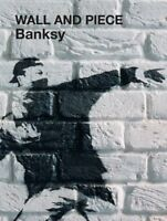 Wall And Piece By Banksy, (paperback), Random House Uk , New, Free Shipping on sale