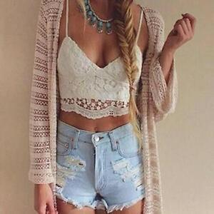 Women-Crochet-Tank-Camisole-Lace-Floral-Vest-Blouse-Bralette-Bra-Crop-Top-Ladies
