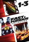 Fast & Furious Collection 1-3 - DVD Region 1
