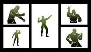 Ark Survival PS4 PVE Event Dance Emote - Guitar. Drums. Mosh pit. Archer flex...