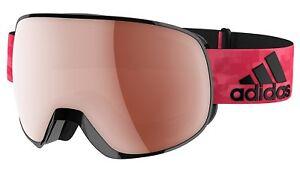 Adidas-Ski-Glasses-Goggles-ad-81-6050-Progressor-Skiing-Snowboarding