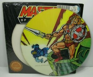 He-Man-Masters-Of-the-Universe-12-034-LP-Record-Picture-Disc-1983-Collectors-Series
