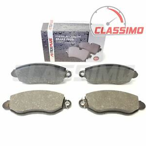Front-Brake-Pads-for-FORD-TRANSIT-Mk-6-RWD-rear-wheel-drive-models-2000-2006