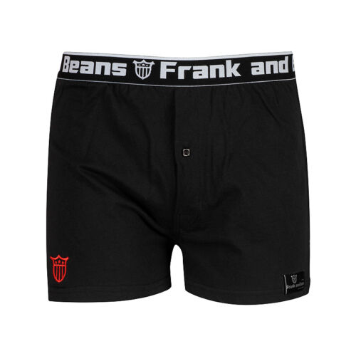 CT 1 x Pack Frank and Beans Boxer Shorts Mens Underwear Cotton S M L XL XXL CT24