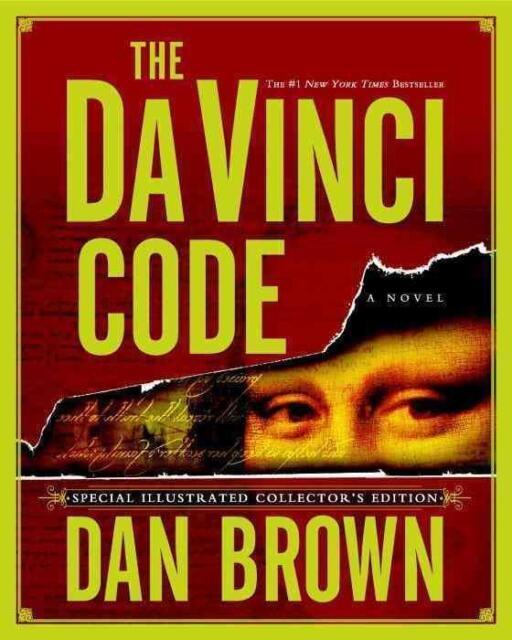 The Da Vinci Code: Special Illustrated Edition von Dan Brown (2004, Gebundene