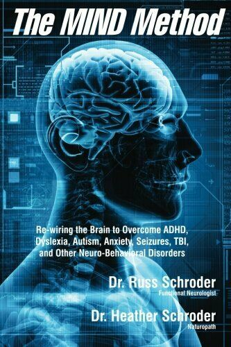 The MIND Method: Re-wiring the Brain to Overcome ADHD, Dyslexia, Autism, Anxiety