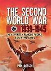 The Second World War 1939-45 by Pam Robson (Paperback, 1996)