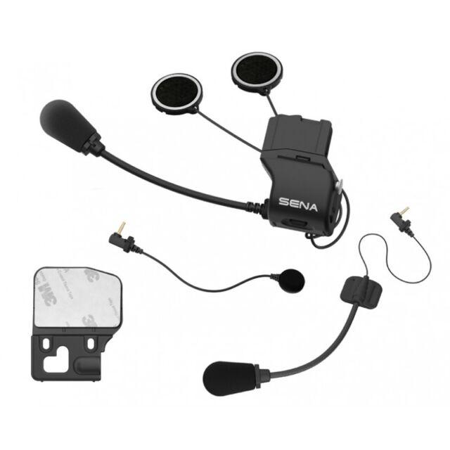 SENA 20S Universal Helmet Clamp kit with microphones 20S-A0202- Sena Accessories