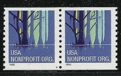 Paar 1994 Wetlands Fvf Mnh Einen Effekt In Richtung Klare Sicht Erzeugen ZuverläSsig Us Scott #3207 Nordamerika