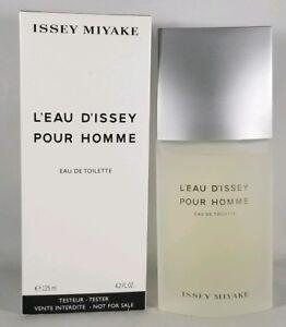 78dcf6dcfc L'eau D'issey Pour Homme Issey Miyake 125Ml 4.2 Oz Eau de Toilette ...