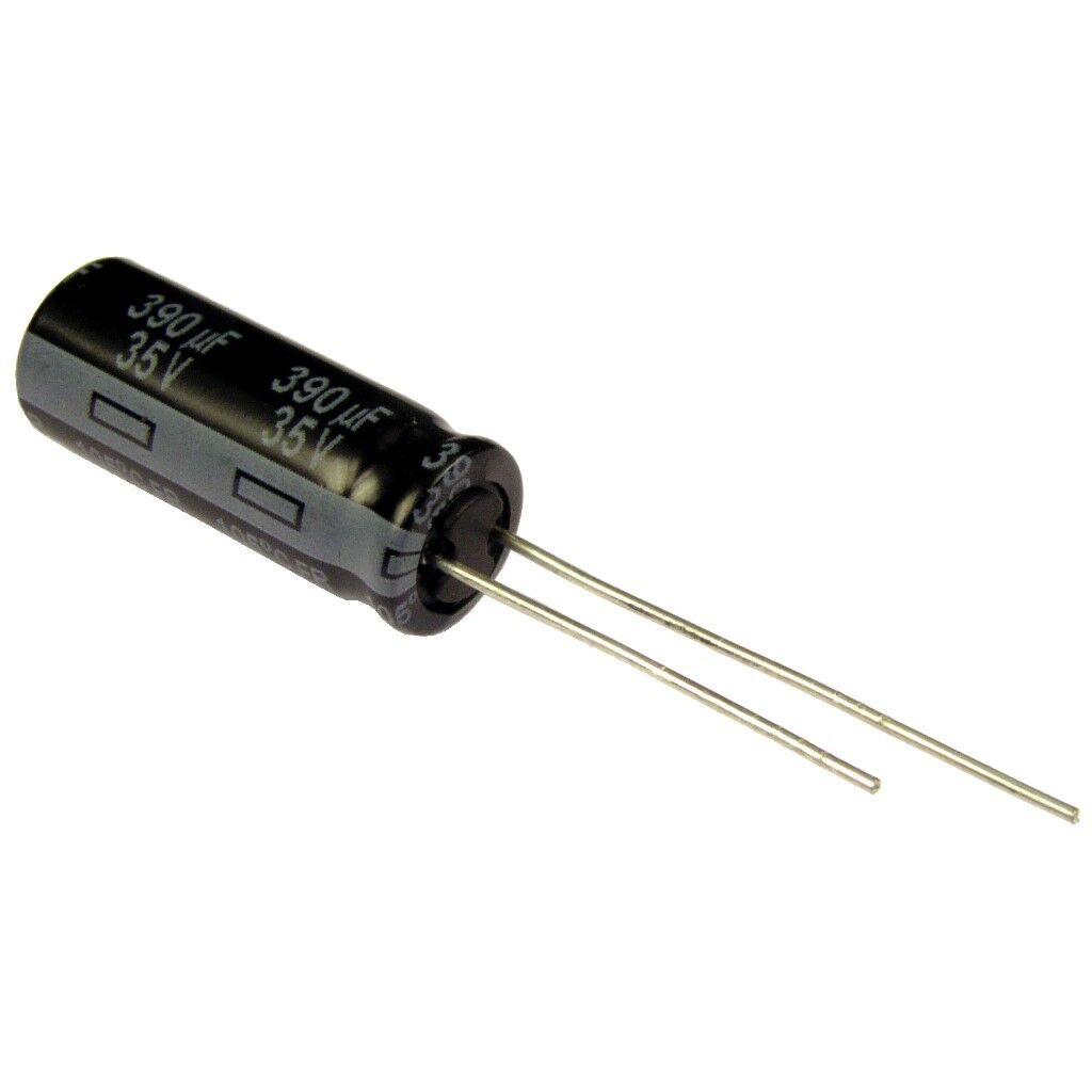 2 Elko Panasonic FR 1500uf 25v condensador 105 ° C low ESR same as FM 854417