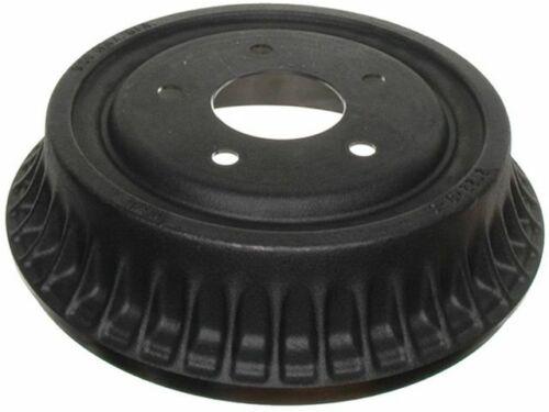 For 1992-2003 Chevrolet S10 Brake Drum Rear AC Delco 77342ZX 1993 1994 1995 1996