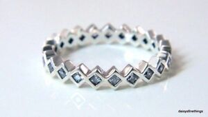 baea98d91 Image is loading NEW-TAGS-AUTHENTIC-PANDORA-SILVER-RING-ALLURING-PRINCESS-