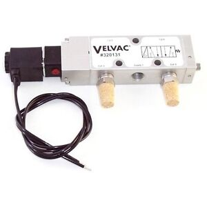 Details about Velvac 320131 Four Way Electronic Solenoid Air Valve -  Tailgate Locking Control