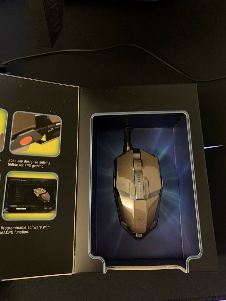 Andet, Dacota gaming mouse, PCM-320