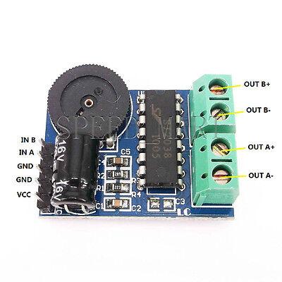 SJ2038 Amplifier Board Module Double BTL Audio Power Chip 2-6V NEW