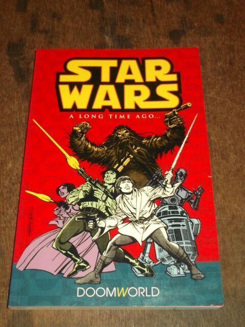 Star Wars A Long Time Ago Vol 1 Doomworld (Paperback, 2002)< 9781840235029