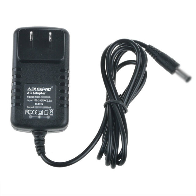 CASIO AZ1 KEYBOARD POWER SUPPLY REPLACEMENT ADAPTER 9V