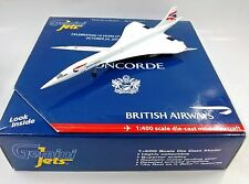 Gemini Jets 1:400 GJBAW1233 BA British Airways Concorde G-BOAA - Aircraft Model