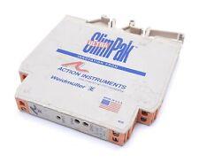 Weidmuller G408 Signal Conditionerisolator 9 30 Vdc Ultra Slimpak Din Rail