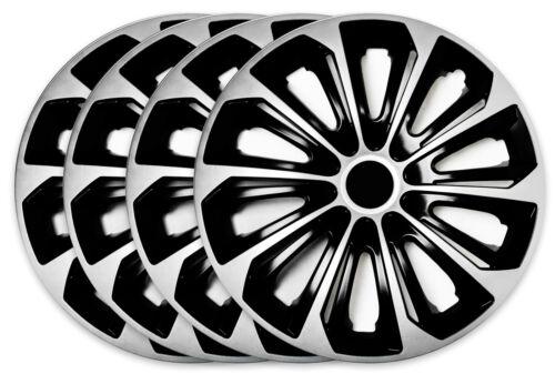 4 Stück Radkappen Radzierblenden 14 für Peugeot 107 205 206 207 305 306 307