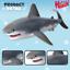 2020 Lifelike Shark Shaped Toy Realistic Motion Simulation Animal Model for Kids
