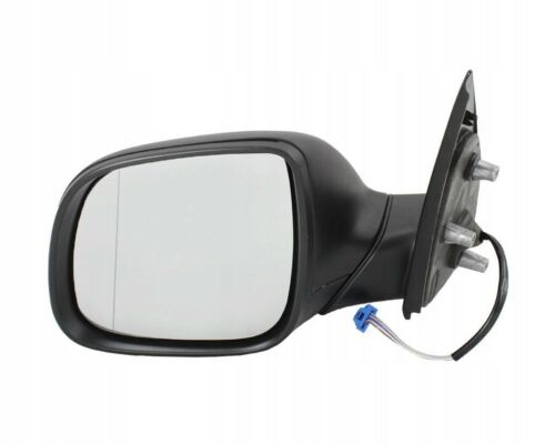 Rétroviseurs extérieurs Elekt chauffable Asphärisch noir gauche VW AMAROK 2 H 08-13 5pin