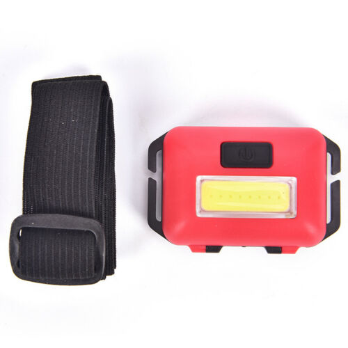 COB LED Mini Scheinwerfer Scheinwerfer Einstellbare Camping Fackel Lampe3*AAFBB