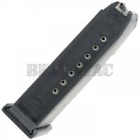Glock 19 10-round Magazine 9mm G19 Factory Mag Gen-1/2/3/4 (extended For 26)