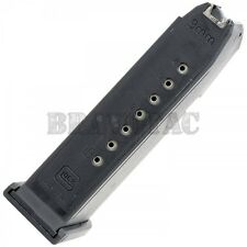 Glock 19 10-Round Magazine 9mm G19 Factory Mag OEM Gen-1/2/3/4 (Extended for 26)