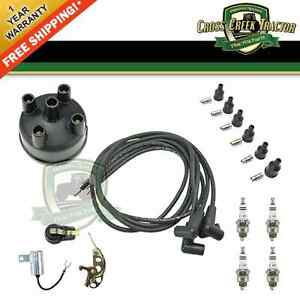 tune  kit  ford naa       side mount distributor ebay