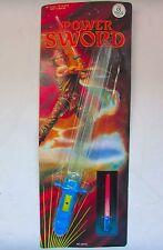 Vintage Toy POWER SWORD Lights Up KO Galaxy Warriors He Man MOTU etc 1980's