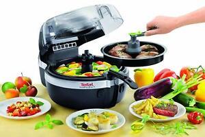 Tefal-Actifry-Yv960120-Fritteuse-ohne-Ol-2-En-1-Kueche-Sana-2-Zonen-Kochen