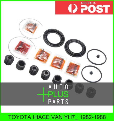 Fits TOYOTA HIACE VAN YH7/_ Brake Caliper Cylinder Piston Seal Repair Kit