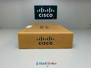 NEW-SEALED-Cisco-SM-X-NIM-ADPTR-Network-Interface-Module-Adapter-1-YR-WARRANTY