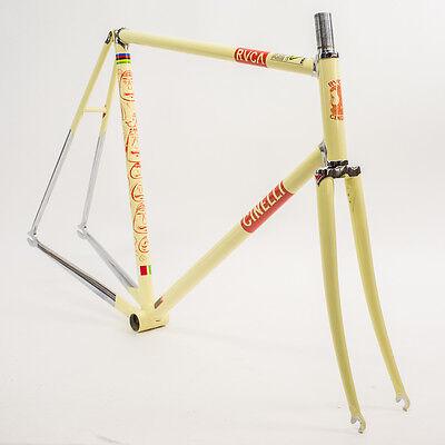 Cinelli Supercorsa Pista RVCA Berry McGee Limited Frameset 56cm Steel Track Bike