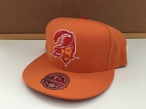 Image is loading Mitchell-amp-Ness-Retro-Tampa-Bay-Buccaneers-Fitted- 03b4f713462